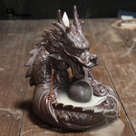 Dragon Head Incense Burner