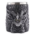 Large Dragon Tankard