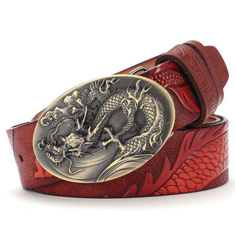 Dragon Scale Belt