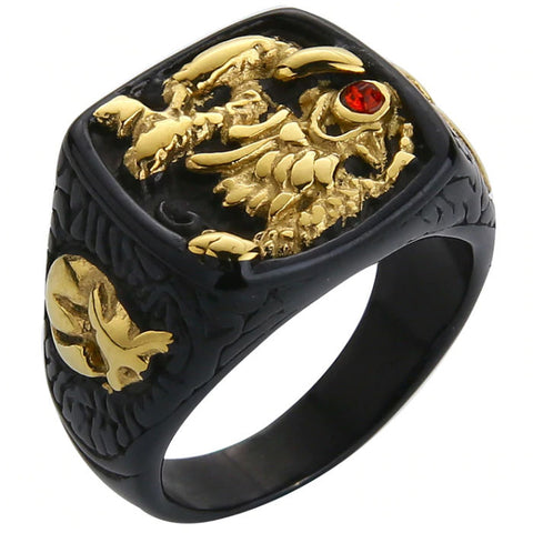 Dragon Seal Ring