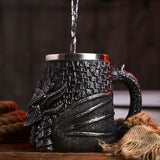 Dragon Beer Tankard
