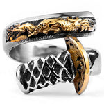 Dragon's Katana Ring