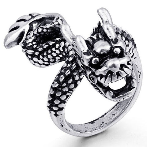 Eastern Dragon Ring