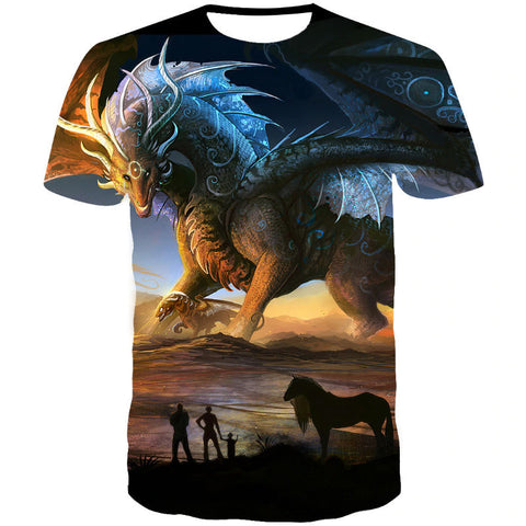 Fantasy Dragon T-Shirt