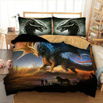 Legendary Dragon Bedding
