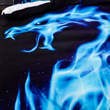 Fire Dragon Bedding