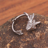 Cute Baby Dragon Ring