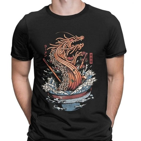 """Great Ramen Dragon"" T-Shirt"
