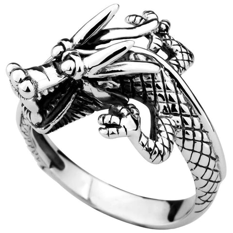 Lucky Dragon Ring
