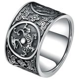 Oriental Dragon Ring