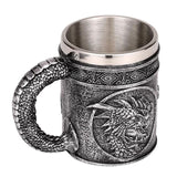 Cool Dragon Head Mug