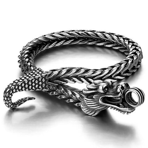Japanese Dragon Bracelet
