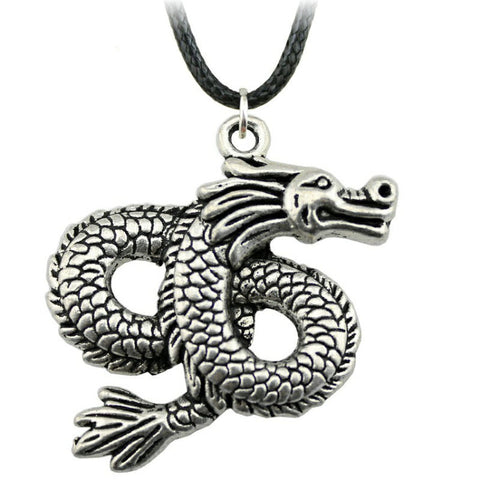 Oriental Dragon Necklace