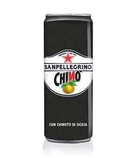 San pellegrino chinotto lattina 330 ml