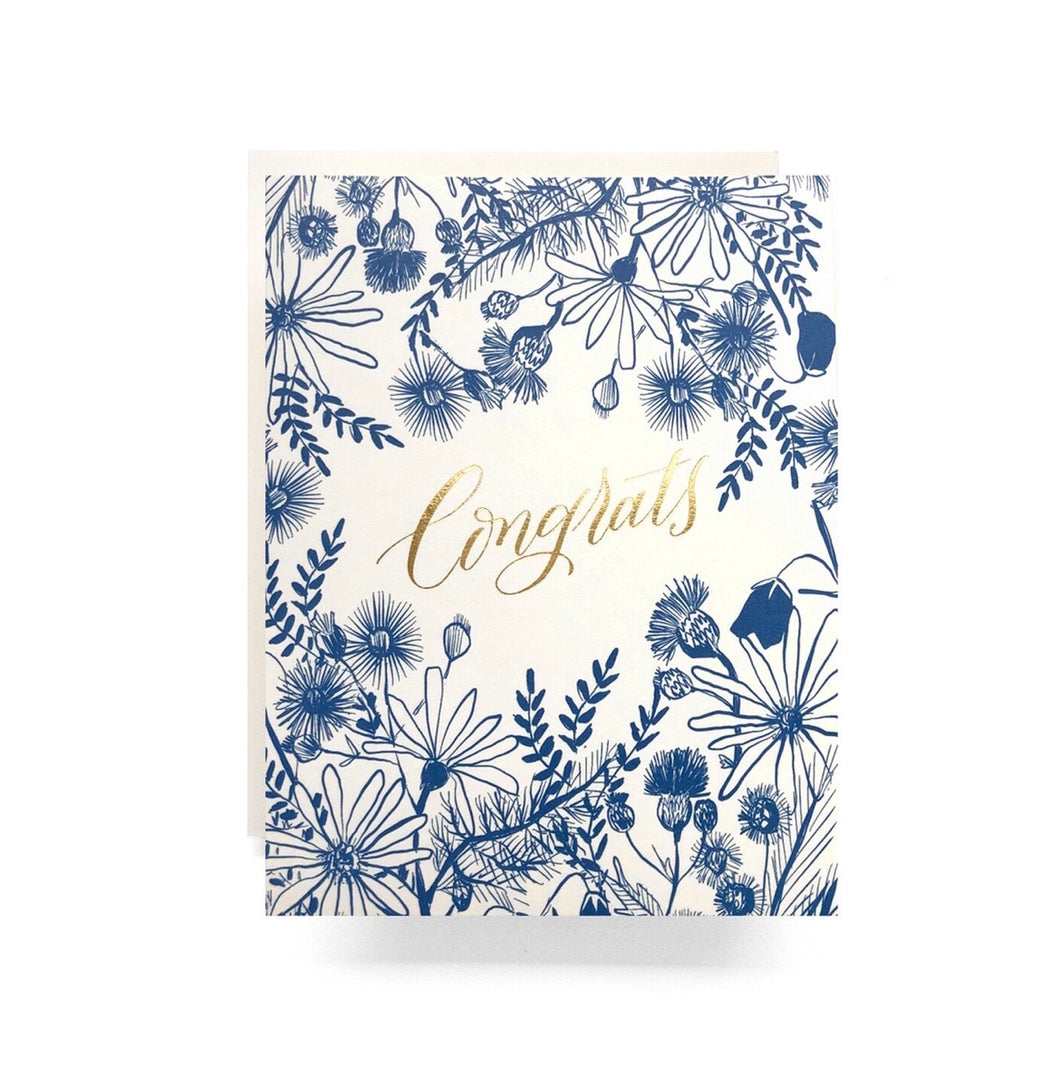 Meadow Congrats Card