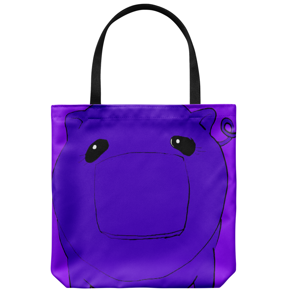 Blueberry Coñata Tote - Chicago Coñata Company