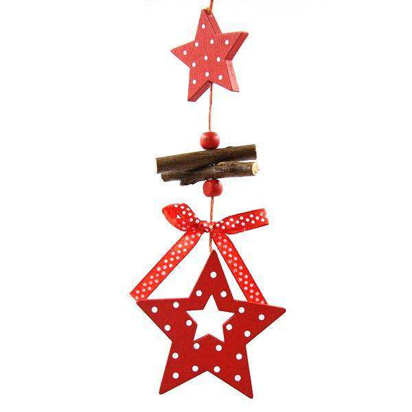 5 Pcs Christmas Snowflakes Ornaments - 5pcs Multi,5pcs snowflak,5pcs tree,5pcs star,5pcs heart,5pcs angel | Deal Mission