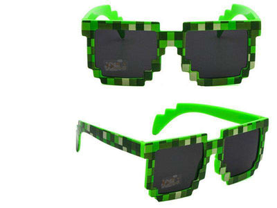MineCrafted Sunglasses - 01,02,03,04,05,06,07,08,09,10,11,12 | Deal Mission