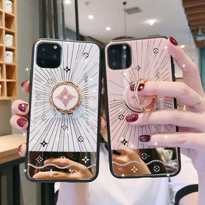 Luxury Diamond Iphone 11 Case - For iphone 11,white,For iphone 11,gold,For iphone 11 Pro,white,For iphone 11 Pro,gold,For iphone 11Pro Max,white,For iphone 11Pro Max,gold | Deal Mission