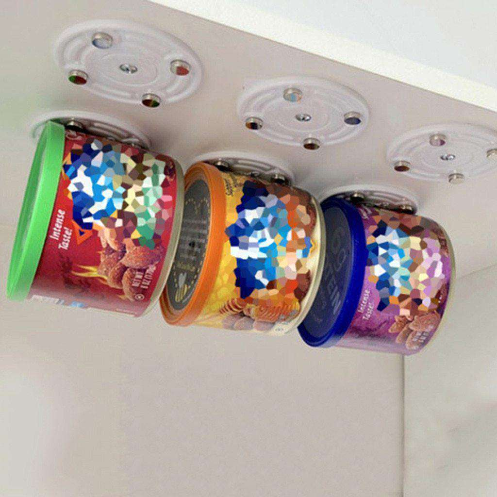 Magnetic Canned Food Hangers - Round,Square | Deal Mission