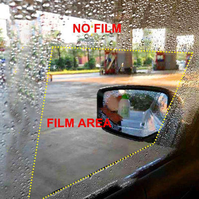 2pcs / set Anti Fog Window Film - white round 8x8cm,blue round 8x8cm,white round10x10cm,blue round 10x10cm,white oval 10x14.5cm,blue oval 10x14.5cm,white oval 10x13.5cm,blue oval 10x13.5cm,white square 15x20cm,blue square 15x20cm | Deal Mission