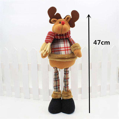 Christmas Snowman Doll - 1,2,3,4,5 | Deal Mission