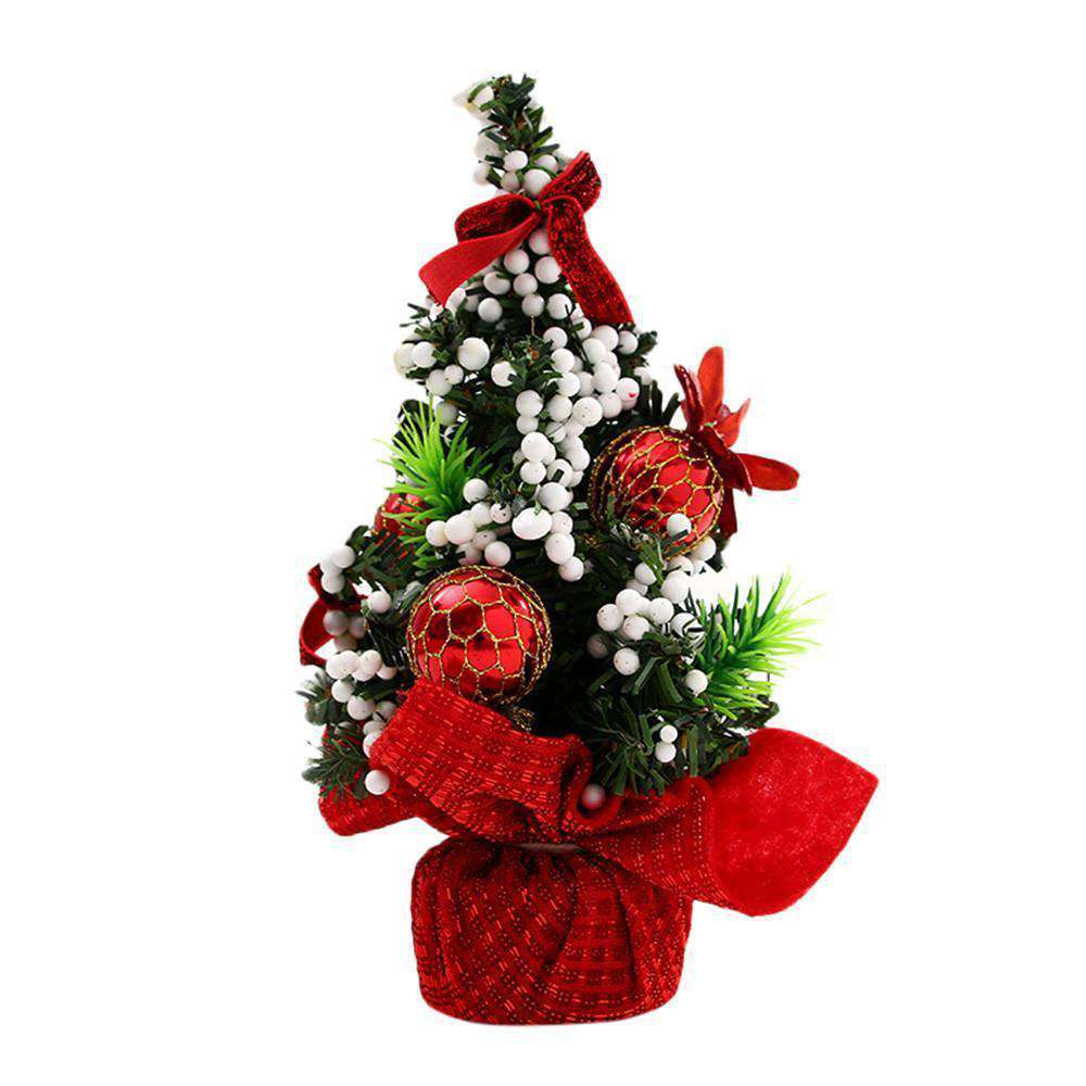 Mini Desk Christmas Tree - 1,2,3 | Deal Mission