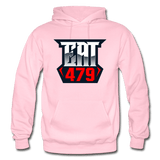 EAT the hoodie - light pink