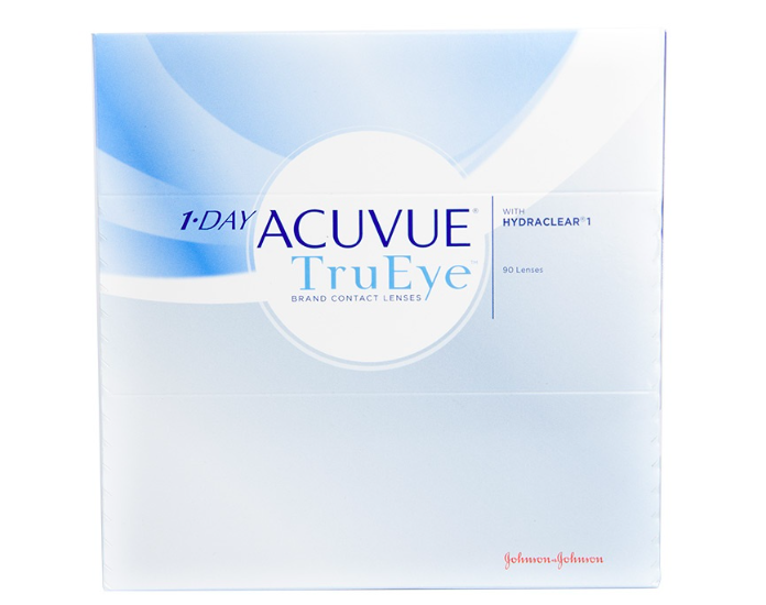 1 Day Acuvue TruEye 90-Pack - Lensbox™