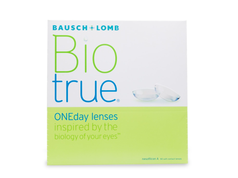 Biotrue ONEday 90-Pack - Lensbox™