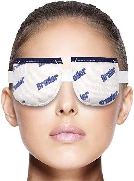 BRUDER Moist Heat Eye Compress
