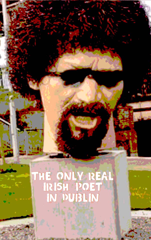 The Only Real Irish Poet In Dublin