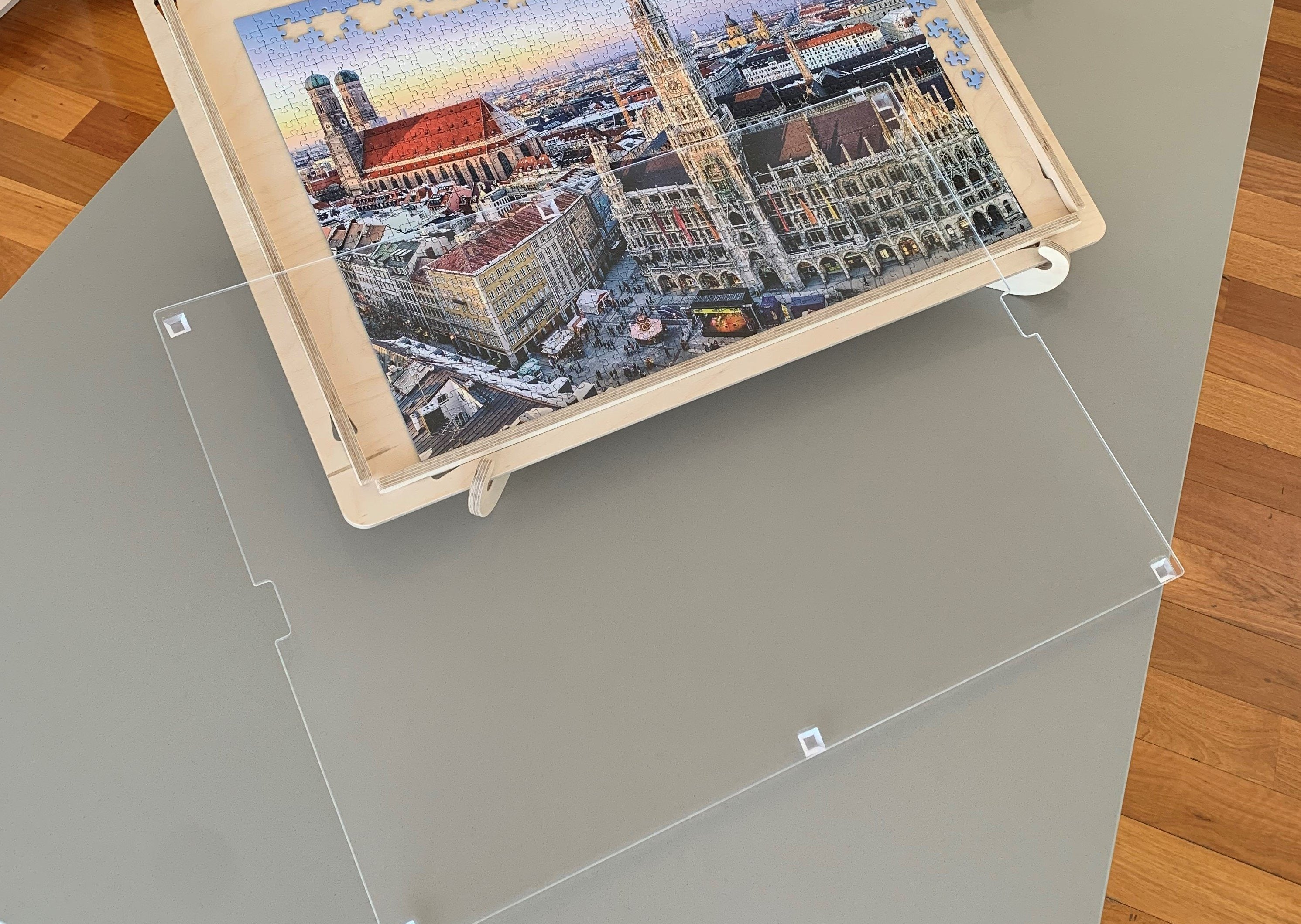 IsoKing Puzzle Board Acrylic Cover