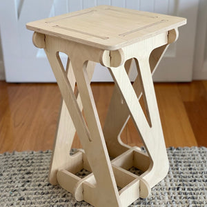 IsoKing Stool/Side Table