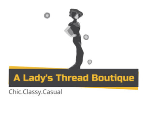 A Lady's Thread Gift Card (Final Sale)