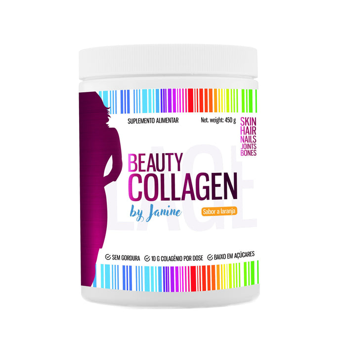 Beauty Collagen by Janine, Colagénio em pó - 450g