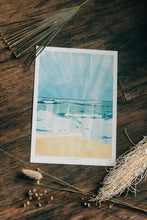 Load image into Gallery viewer, 'Beach Scene Bundle' Coastal Beach Scenes Limited Edition Fine Art Prints