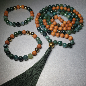 Mala Necklace Set