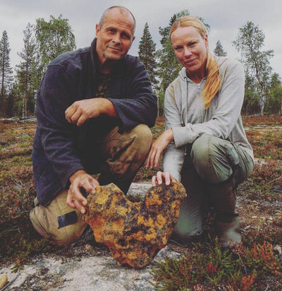 The Meteorite Hunters: Beauty Unearthed
