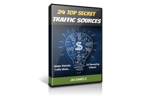 24 Top Secret Traffic Sources