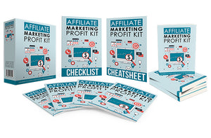 Affiliate Marketing Profit Kit Upgrade Package