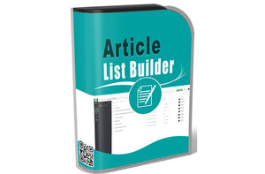 Article List Builder