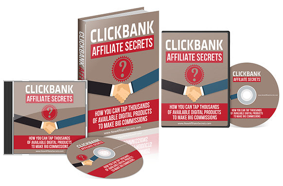 Clickbank Affiliate Secrets