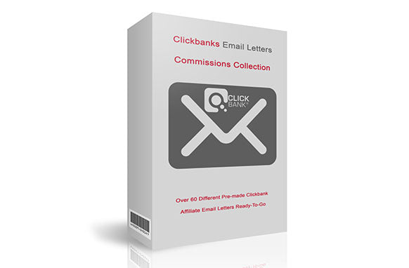 Clickbanks Email Letters Commissions Collection