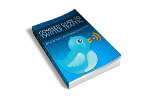 Complete Guide To Twitter Traffic
