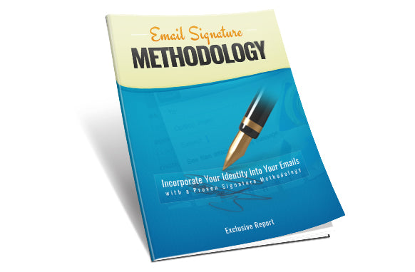 Email Signature Methodology