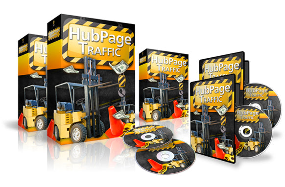HubPage Traffic PSD Minisite Template