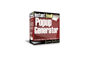Instant Email Popup Generator