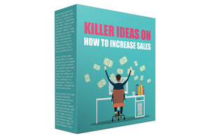 Killer Ideas On How To Increase Sales Using Affiliate Newsletters