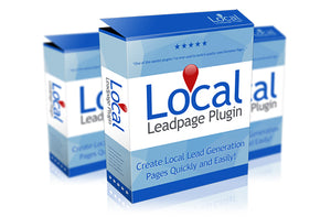 Local Leadpage WP Plugin
